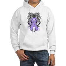 Support General Cancer Cause Jumper Hoody