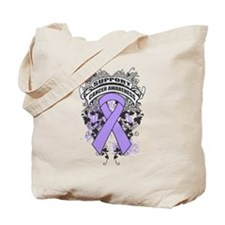 Support General Cancer Cause Tote Bag