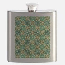 Celtic Knot Design Flask
