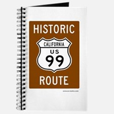 Historic US Route 99 Journal