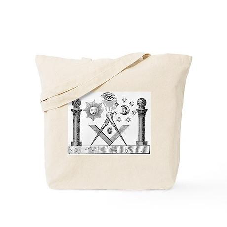 sun   moon   eye tote bag by brotherhoodgifts