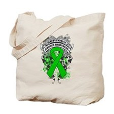 Support Bile Duct Cancer Cause Tote Bag