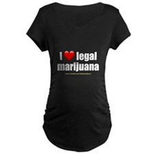 """Love Legal Marijuana"" T-Shirt"