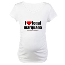 """Love Legal Marijuana"" Shirt"