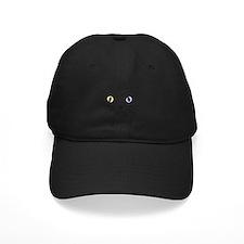 Charming Odd-eyed Cat Baseball Hat