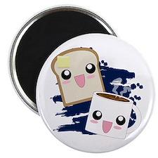 Cute Manga cup Magnet