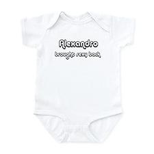 Sexy: Alexandro Infant Bodysuit