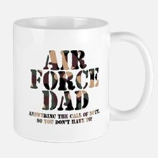 AF Dad Answering Call Mug