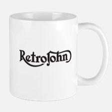 RetroJohn logo 10x10_apparel-drk.png Mug