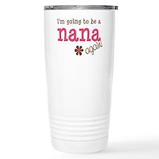 Unique Grandma to be again Travel Mug