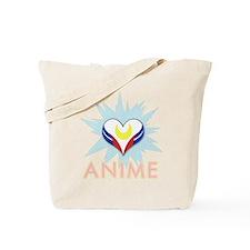Love Anime Tote Bag
