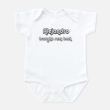 Sexy: Alejandro Infant Bodysuit