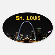 St. Louis Decal