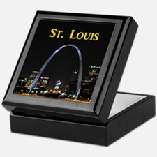 St. Louis Keepsake Box