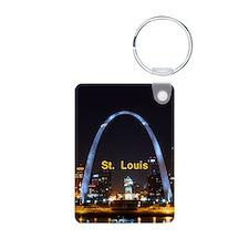 St. Louis Keychains