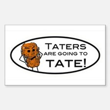 Taters Decal