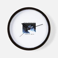 Israeli Defense Force Wall Clock