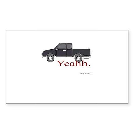 Truck Yeahh. Sticker