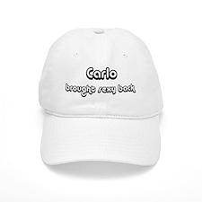 Sexy: Carlo Baseball Cap