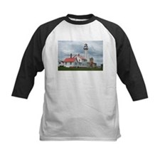 Whitefish Point Lighthouse Baseball Jersey