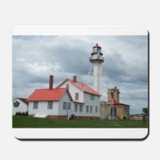 Whitefish Point Lighthouse Mousepad
