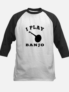 Banjo designs Kids Baseball Jersey