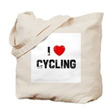 I * Cycling Tote Bag