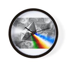 Prismatica Wall Clock
