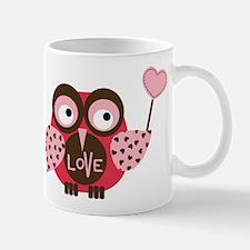 Love Me Owl Mug