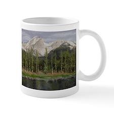 Hallett Peak Colorado Mug