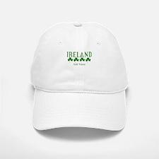Lucky Irish Shamrocks Baseball Hat