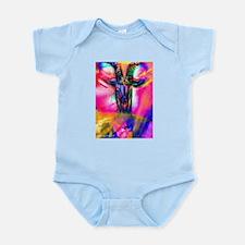 Psychedelic Baphomet Body Suit