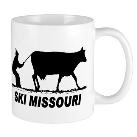 The Ski Missouri Shop Mug