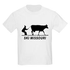 The Ski Missouri Shop Kids T-Shirt