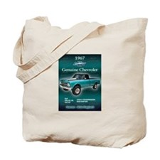 Bobs Chevy Tote Bag