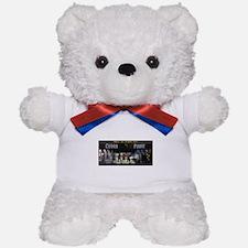 Cyber Pinoy Teddy Bear