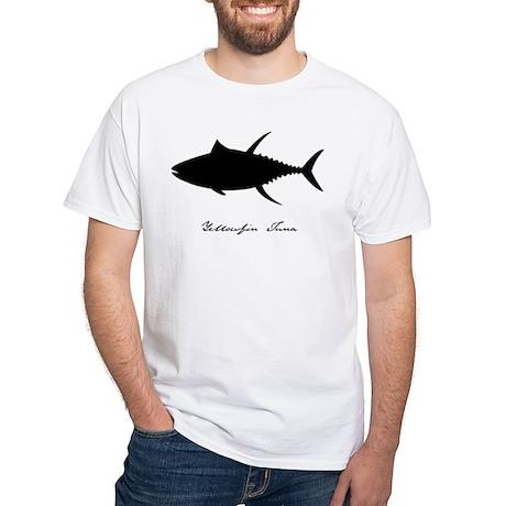Yellowfin Tuna (black) T-Shirt