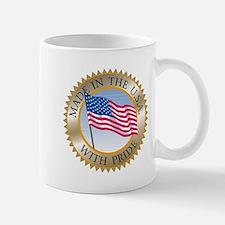 MADE IN THE USA SEAL! Small Mug