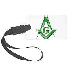 Irish Green SC Luggage Tag