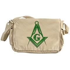 Irish Green SC Messenger Bag