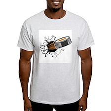 Breakthrough Hockey Ash Grey T-Shirt