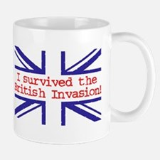 I Survived the British Invasion Mug