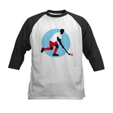 field hockey player Baseball Jersey