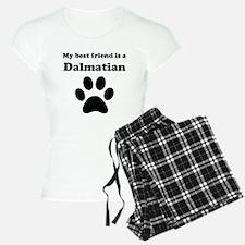 Dalmatian Best Friend Pajamas