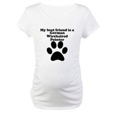 German Wirehaired Pointer Best Friend Shirt