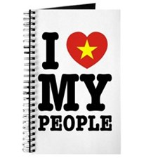 I Heart (Love) My Viet People Journal