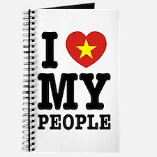 I Heart (Love) My Viet People Journal