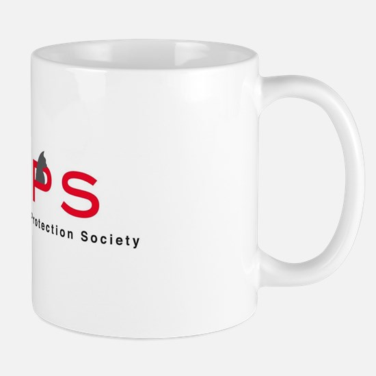 Cute World society for the protection of animals Mug