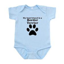 Border Terrier Best Friend Body Suit