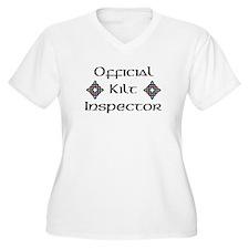 kilt.jpg Plus Size T-Shirt